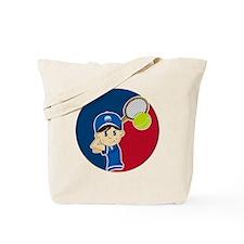 Tennis Pad31 Tote Bag