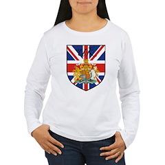 UK Flag Crest Shield T-Shirt