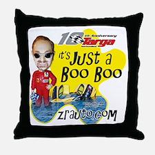Booboo2_rgb_sm Throw Pillow