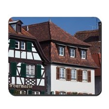Alsace Region Mousepad