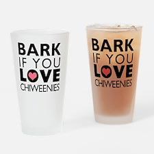 BARK3 Drinking Glass