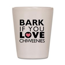 BARK3 Shot Glass
