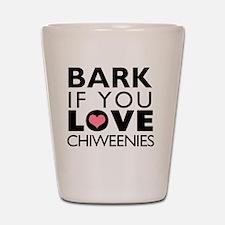 BARK3 Shot Glass