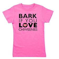 BARK3 Girl's Tee