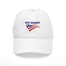 Fun Flag: MITT ROMNEY Baseball Cap