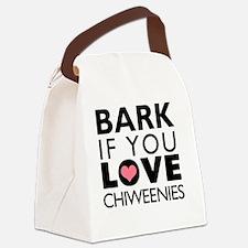 BARK3 Canvas Lunch Bag
