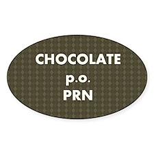 FIN-chocolate-po-prn-SHLDRBAG2 Decal