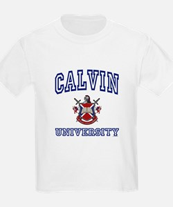 CALVIN University Kids T-Shirt
