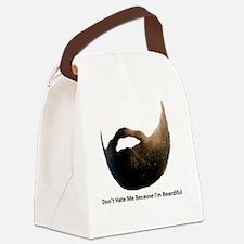 The Beard 2 Canvas Lunch Bag