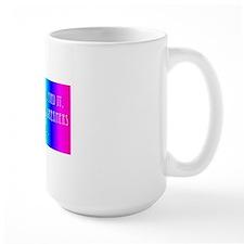 rainbow bumpersticker Coffee Mug