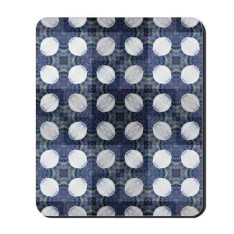 Amoeba Squares 6x8 Mousepad
