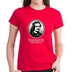 Edgar Allan Poe Women's Dark T-Shirt
