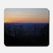 shenandoah_sunset_new Mousepad