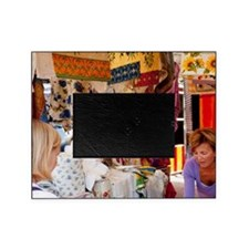 Lake Garda's open air markets offers Picture Frame