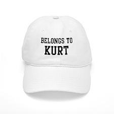 Belongs to Kurt Baseball Cap