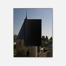 Castle and outer wall, Carcassonne,  Picture Frame