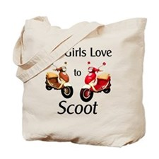 1_MyGirlsLoveToScoot Tote Bag