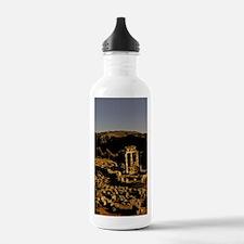 Europe, Greece, Delphi Water Bottle