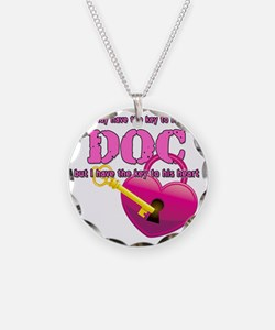DOC Heart - 10 inches Necklace