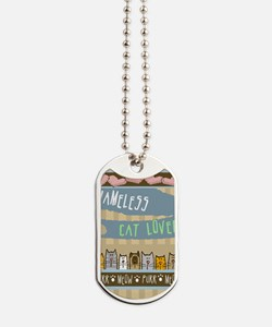 CASEScatlover Dog Tags
