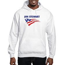 Fun Flag: JON STEWART Jumper Hoody