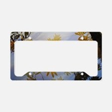 Moments in time!006 License Plate Holder