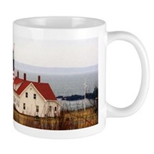 West Quoddy Head Light (Maine) Mug