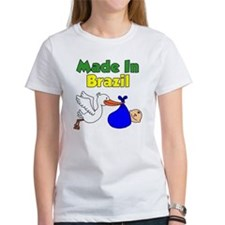 Made In Brazil Boy Tee