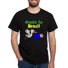 Made In Brazil Boy T-Shirt