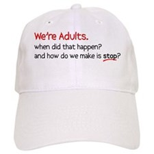 Were Adults Baseball Cap