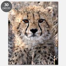 Cheetah Cub4-1large Puzzle