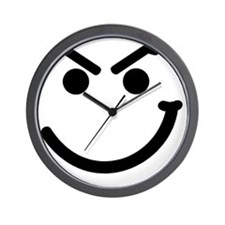 HANDSMIRK Wall Clock