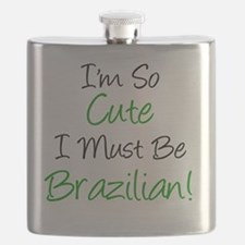Im So Cute Brazilian Flask