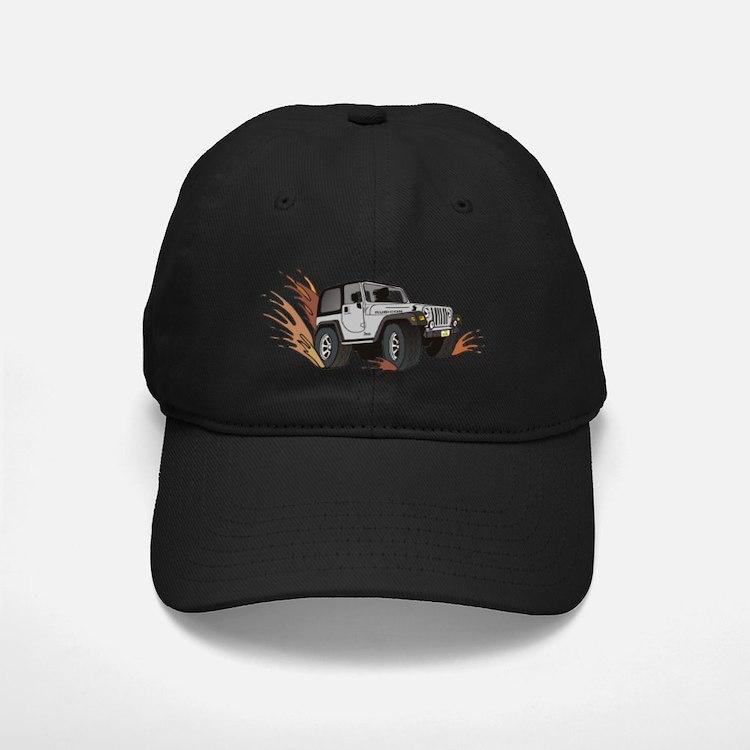 jeep ribicon. Baseball Hat