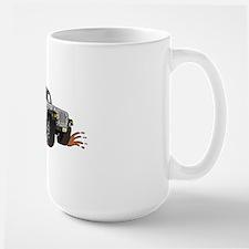 jeep ribicon. Large Mug