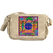 Pterodactyl Universe Messenger Bag