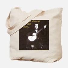 A Gentleman Tote Bag