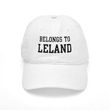 Belongs to Leland Baseball Cap
