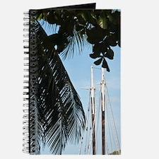 St. Vincent and the Grenadines. Schooner i Journal