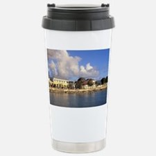 Frederiksted. View of town from Travel Mug