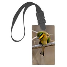 Little Bee Eater Luggage Tag