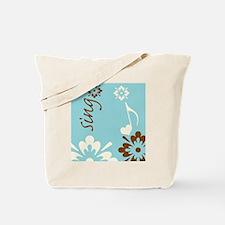 flipflopSing Tote Bag