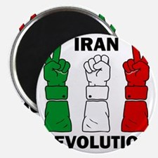 IranRevolution-clear Magnet