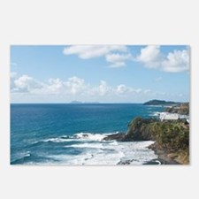 St. Vincent and the Grena Postcards (Package of 8)