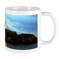"Cape Neddick ""Nubble"" Light (ME) Mug #1"