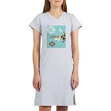 journalSing Women's Nightshirt