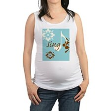 journalSing Maternity Tank Top