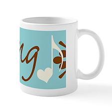 licenseSing Mug
