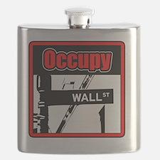 occupyWSShirt Flask