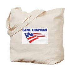 Fun Flag: GENE CHAPMAN Tote Bag